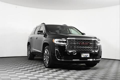 2020 GMC Acadia for sale at Chevrolet Buick GMC of Puyallup in Puyallup WA