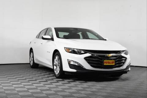 2019 Chevrolet Malibu for sale at Chevrolet Buick GMC of Puyallup in Puyallup WA
