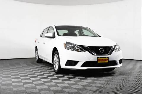 2019 Nissan Sentra for sale at Chevrolet Buick GMC of Puyallup in Puyallup WA