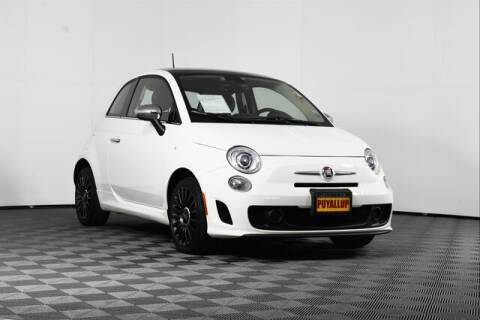 2018 FIAT 500 for sale at Chevrolet Buick GMC of Puyallup in Puyallup WA