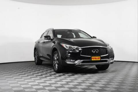 2017 Infiniti QX30 for sale at Chevrolet Buick GMC of Puyallup in Puyallup WA