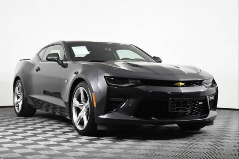 2018 Chevrolet Camaro for sale at Chevrolet Buick GMC of Puyallup in Puyallup WA