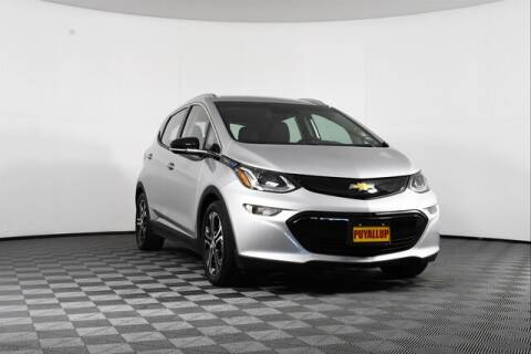 2017 Chevrolet Bolt EV for sale at Chevrolet Buick GMC of Puyallup in Puyallup WA
