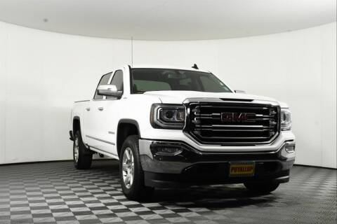 2018 GMC Sierra 1500 for sale at Chevrolet Buick GMC of Puyallup in Puyallup WA