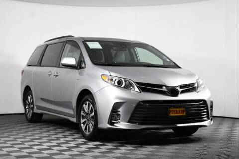 2020 Toyota Sienna for sale at Chevrolet Buick GMC of Puyallup in Puyallup WA