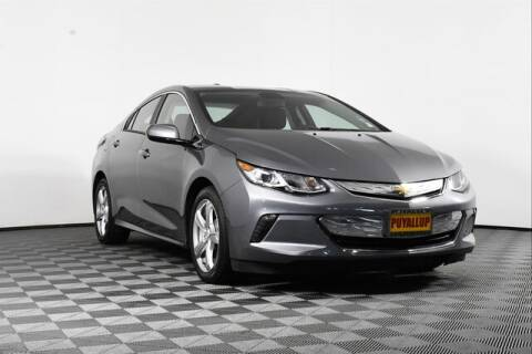 2018 Chevrolet Volt for sale at Chevrolet Buick GMC of Puyallup in Puyallup WA