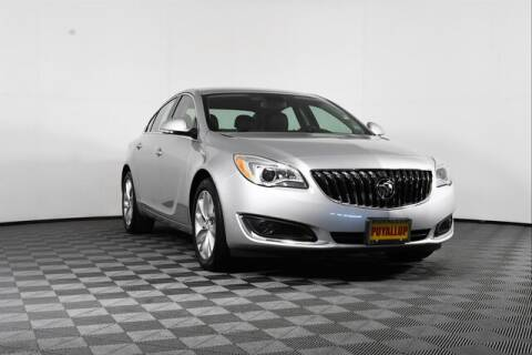 2016 Buick Regal for sale at Chevrolet Buick GMC of Puyallup in Puyallup WA