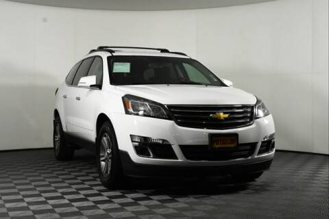 2017 Chevrolet Traverse for sale at Chevrolet Buick GMC of Puyallup in Puyallup WA