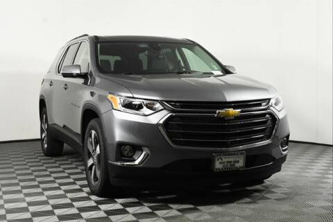 2020 Chevrolet Traverse for sale at Chevrolet Buick GMC of Puyallup in Puyallup WA
