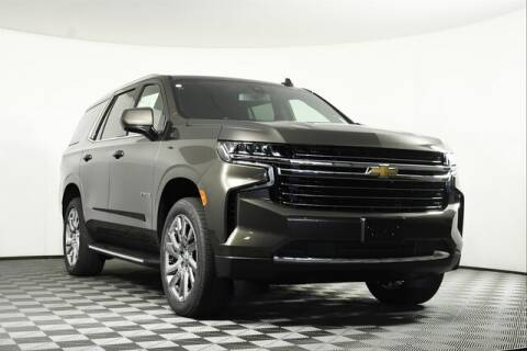 2021 Chevrolet Tahoe for sale at Chevrolet Buick GMC of Puyallup in Puyallup WA