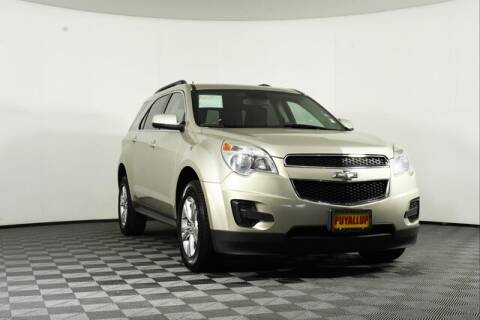 2015 Chevrolet Equinox for sale at Chevrolet Buick GMC of Puyallup in Puyallup WA