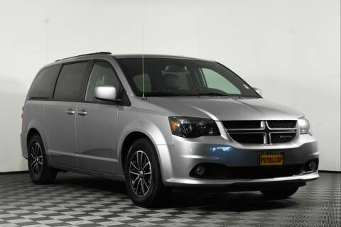 2019 Dodge Grand Caravan for sale at Chevrolet Buick GMC of Puyallup in Puyallup WA