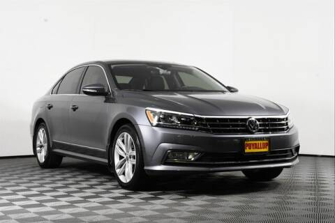 2018 Volkswagen Passat for sale at Chevrolet Buick GMC of Puyallup in Puyallup WA