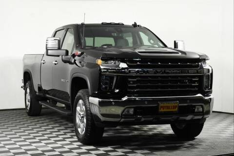 2020 Chevrolet Silverado 3500HD for sale at Chevrolet Buick GMC of Puyallup in Puyallup WA