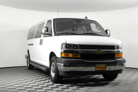 2019 Chevrolet Express Passenger for sale at Chevrolet Buick GMC of Puyallup in Puyallup WA