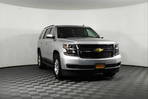 2017 Chevrolet Tahoe for sale at Chevrolet Buick GMC of Puyallup in Puyallup WA