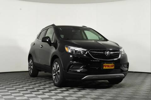2021 Buick Encore for sale at Chevrolet Buick GMC of Puyallup in Puyallup WA