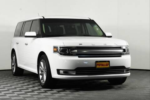 2015 Ford Flex for sale at Chevrolet Buick GMC of Puyallup in Puyallup WA