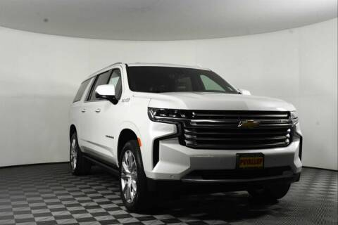 2021 Chevrolet Suburban for sale at Chevrolet Buick GMC of Puyallup in Puyallup WA