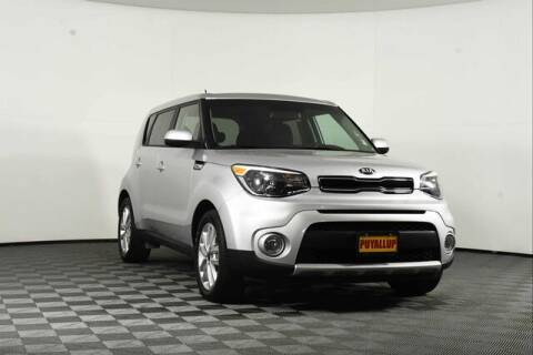 2019 Kia Soul for sale at Chevrolet Buick GMC of Puyallup in Puyallup WA