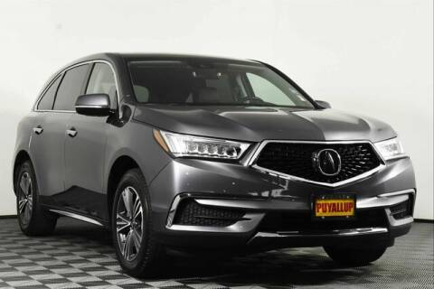 2017 Acura MDX for sale at Chevrolet Buick GMC of Puyallup in Puyallup WA