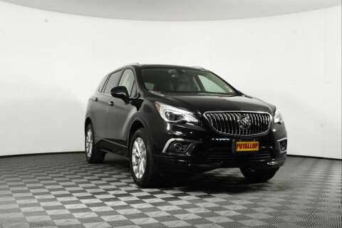 2017 Buick Envision for sale at Chevrolet Buick GMC of Puyallup in Puyallup WA