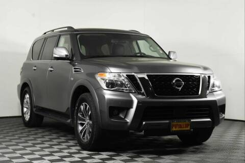2019 Nissan Armada for sale at Chevrolet Buick GMC of Puyallup in Puyallup WA