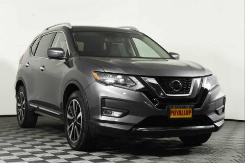 2019 Nissan Rogue for sale at Chevrolet Buick GMC of Puyallup in Puyallup WA