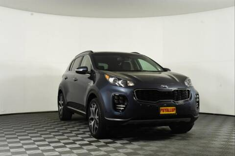 2019 Kia Sportage for sale at Chevrolet Buick GMC of Puyallup in Puyallup WA