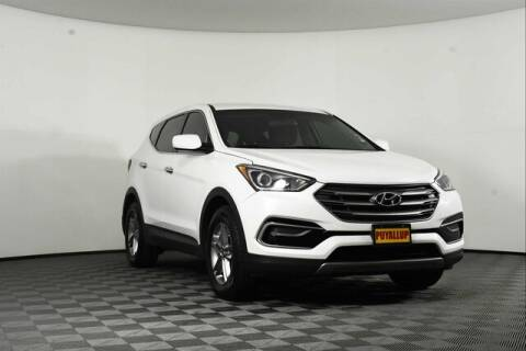 2017 Hyundai Santa Fe Sport for sale at Chevrolet Buick GMC of Puyallup in Puyallup WA