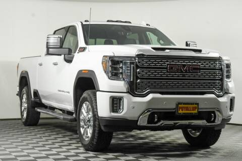 2020 GMC Sierra 2500HD for sale at Chevrolet Buick GMC of Puyallup in Puyallup WA