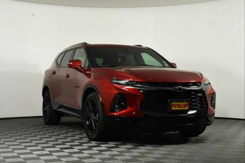 2019 Chevrolet Blazer for sale at Chevrolet Buick GMC of Puyallup in Puyallup WA