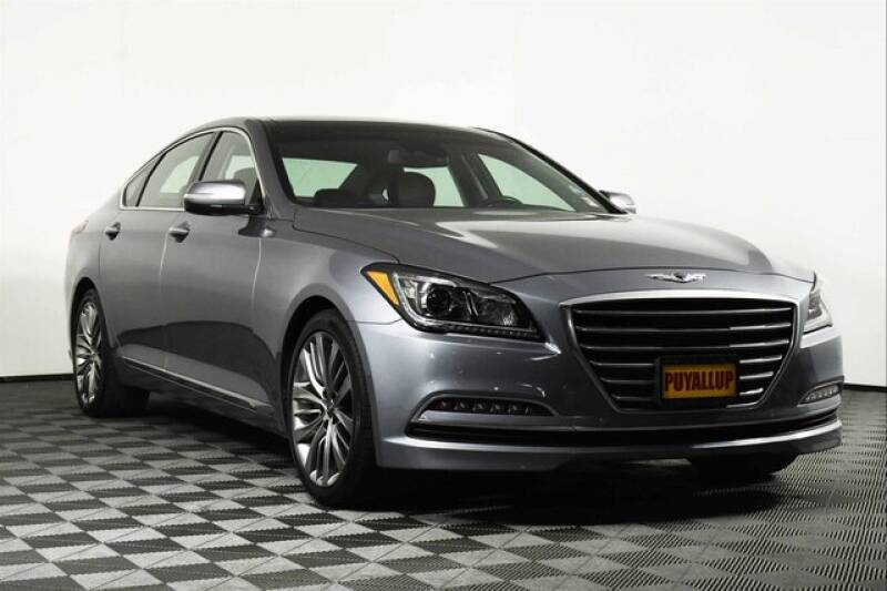 2017 Genesis G80 for sale at Chevrolet Buick GMC of Puyallup in Puyallup WA