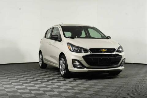 2020 Chevrolet Spark for sale at Chevrolet Buick GMC of Puyallup in Puyallup WA