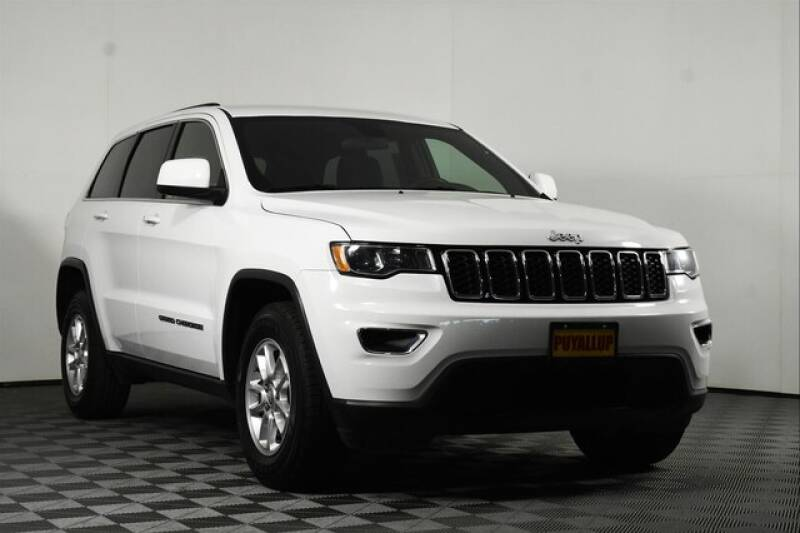 2018 Jeep Grand Cherokee for sale at Chevrolet Buick GMC of Puyallup in Puyallup WA