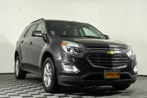 2016 Chevrolet Equinox for sale at Chevrolet Buick GMC of Puyallup in Puyallup WA