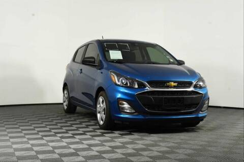 2019 Chevrolet Spark for sale at Chevrolet Buick GMC of Puyallup in Puyallup WA