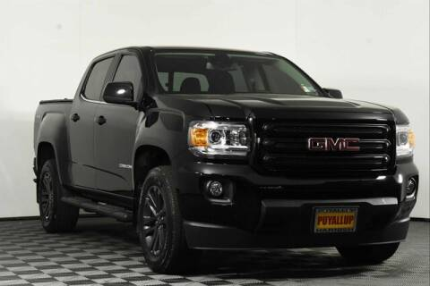 2017 GMC Canyon for sale at Chevrolet Buick GMC of Puyallup in Puyallup WA