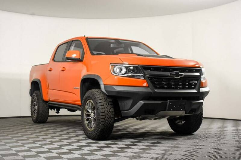 2020 Chevrolet Colorado for sale at Chevrolet Buick GMC of Puyallup in Puyallup WA