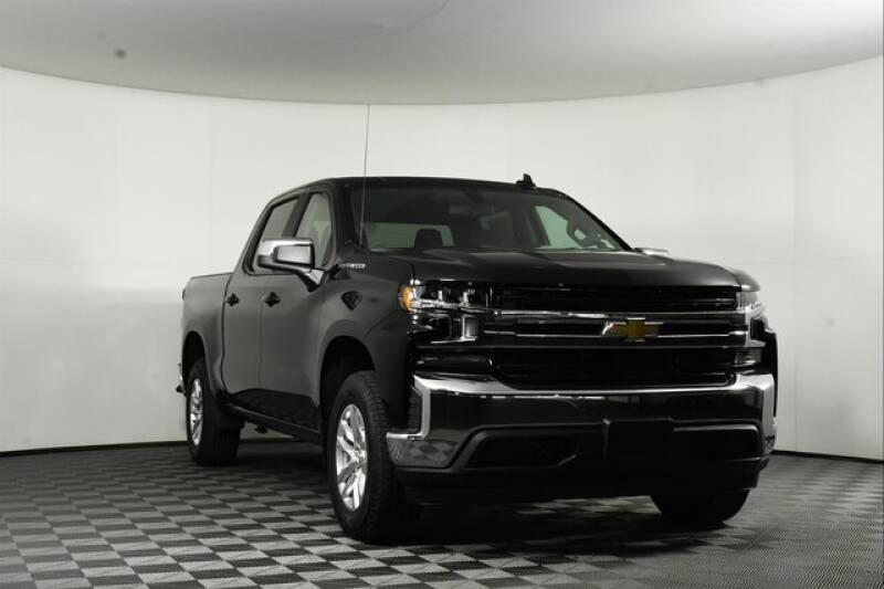 2020 Chevrolet Silverado 1500 for sale at Chevrolet Buick GMC of Puyallup in Puyallup WA