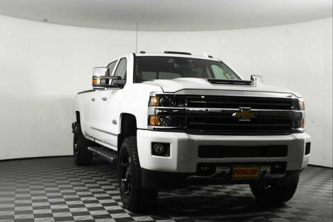2019 Chevrolet Silverado 3500HD for sale at Chevrolet Buick GMC of Puyallup in Puyallup WA