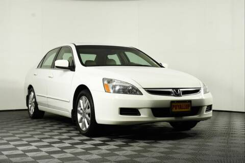 2007 Honda Accord for sale at Chevrolet Buick GMC of Puyallup in Puyallup WA