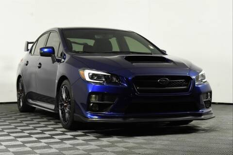 2017 Subaru WRX for sale at Chevrolet Buick GMC of Puyallup in Puyallup WA