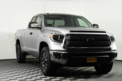 2018 Toyota Tundra for sale at Chevrolet Buick GMC of Puyallup in Puyallup WA