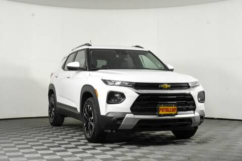2021 Chevrolet TrailBlazer for sale at Chevrolet Buick GMC of Puyallup in Puyallup WA
