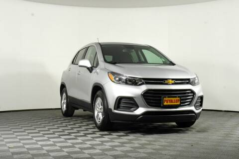 2021 Chevrolet Trax for sale at Chevrolet Buick GMC of Puyallup in Puyallup WA