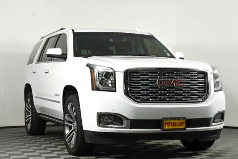 2019 GMC Yukon for sale at Chevrolet Buick GMC of Puyallup in Puyallup WA