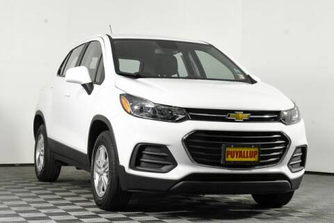2017 Chevrolet Trax for sale at Chevrolet Buick GMC of Puyallup in Puyallup WA
