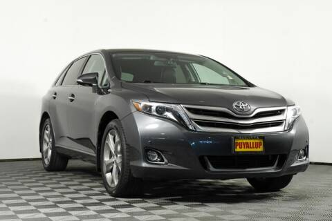2014 Toyota Venza for sale at Chevrolet Buick GMC of Puyallup in Puyallup WA