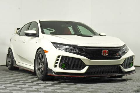 2018 Honda Civic for sale at Chevrolet Buick GMC of Puyallup in Puyallup WA